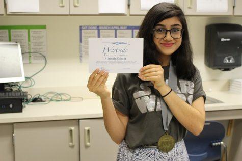 Minnah Zaheer: Howler News First Editor-In-Chief