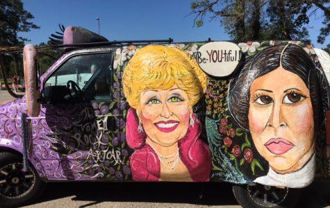Bayou City Art Festival, volunteer review