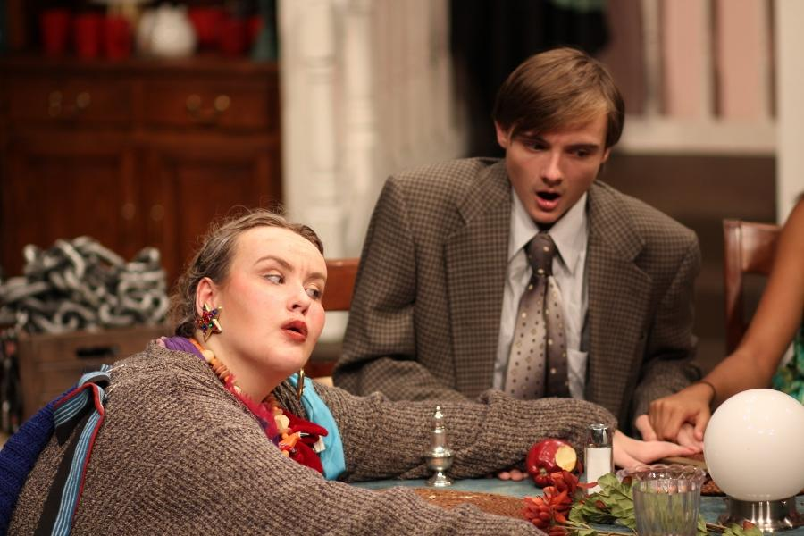 """T-Pro's 1st production of the year, """"Blithe Spirit"""""""