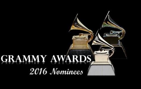 2016 Grammy Nominations