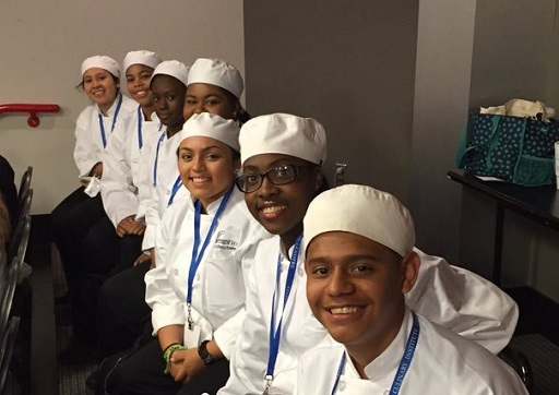 Culinary Brings Home First Place
