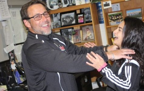 My Favorite Teacher: Coach Sakis Brown