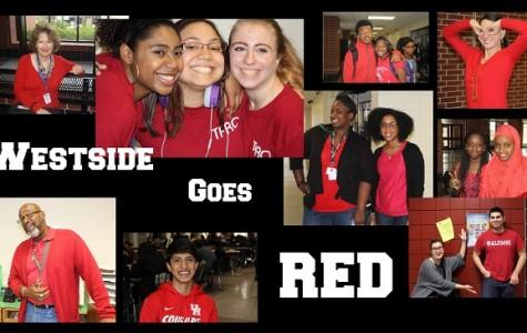 Westside Goes Cardinal Red