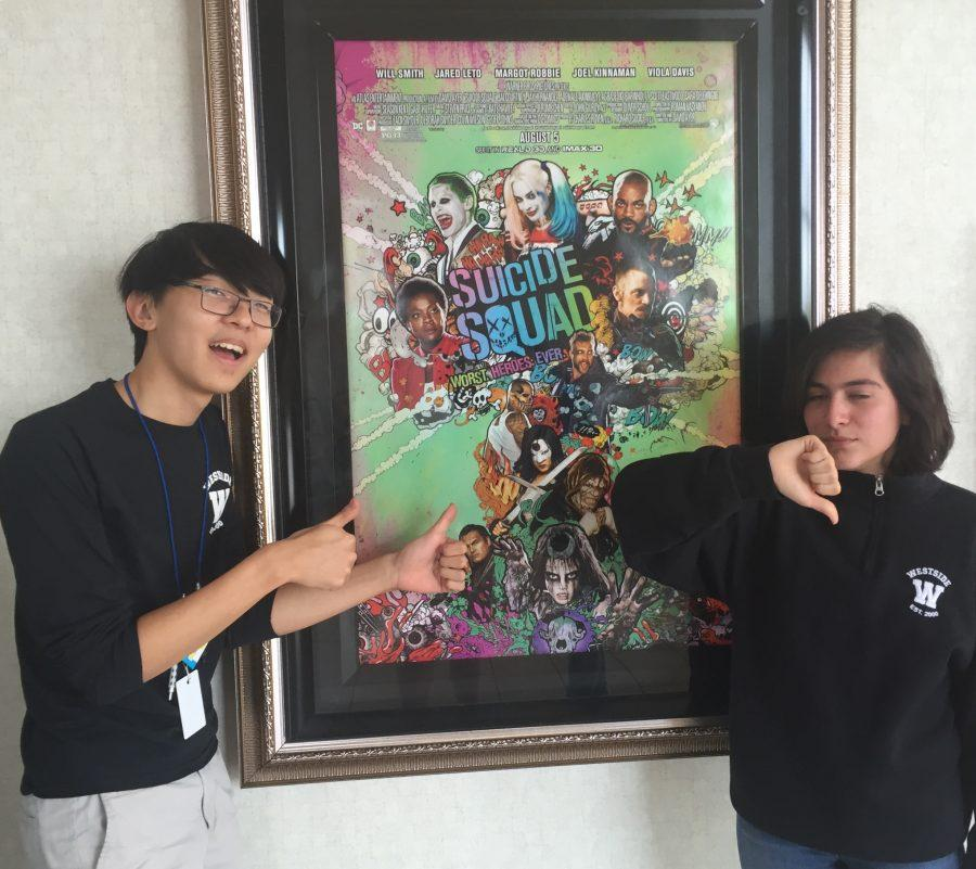 Jim Zhang and Alyssa Rodriguez give their opinions on the film