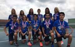 Tennis wins big!