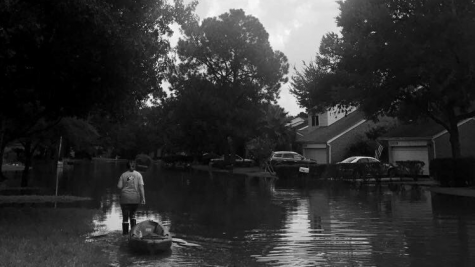 Harvey arises question of climate change