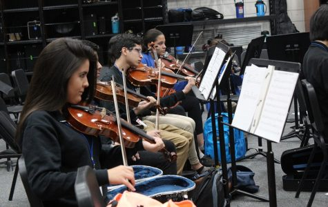 Westside's Orchestra