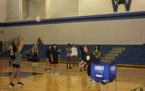 Teaching Volleyball