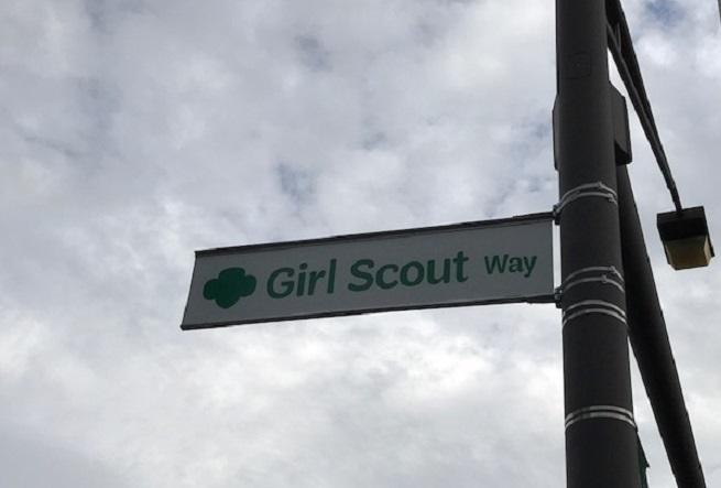 Girls as Boy Scouts