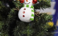 A Valuable Snowman Tree Ornament Is Lost