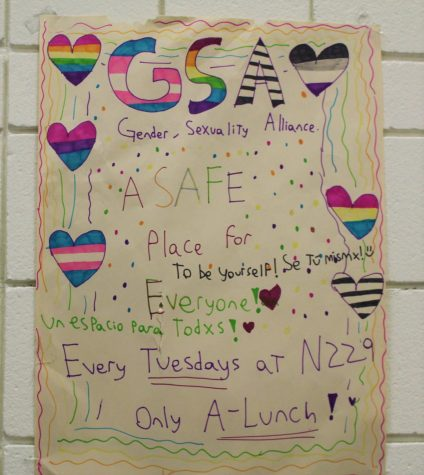 Valentines Day at Westside High School