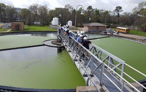 Engineering Field Trip: Turkey Creek Water Treatment Plant
