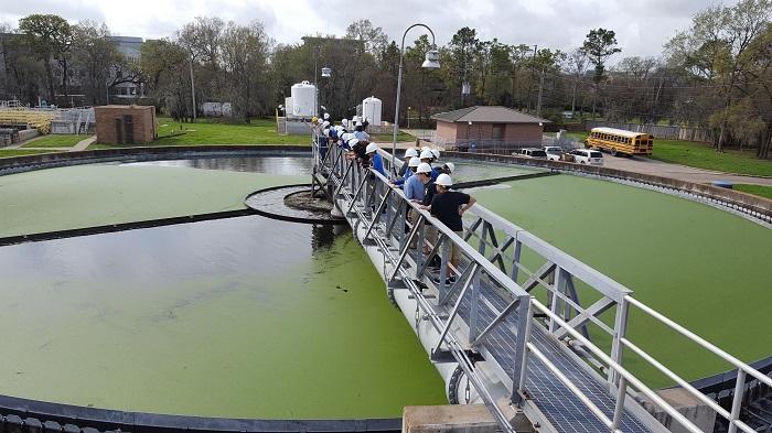 Engineering+Field+Trip%3A+Turkey+Creek+Water+Treatment+Plant