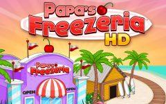 Staff Pick: Papa's Freezeria