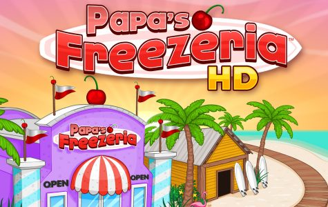 Staff Pick: Papa's Freezeria