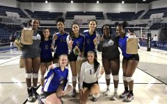Volleyball moving on to the playoffs