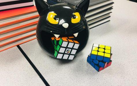 Staff Pick: Rubik's cube