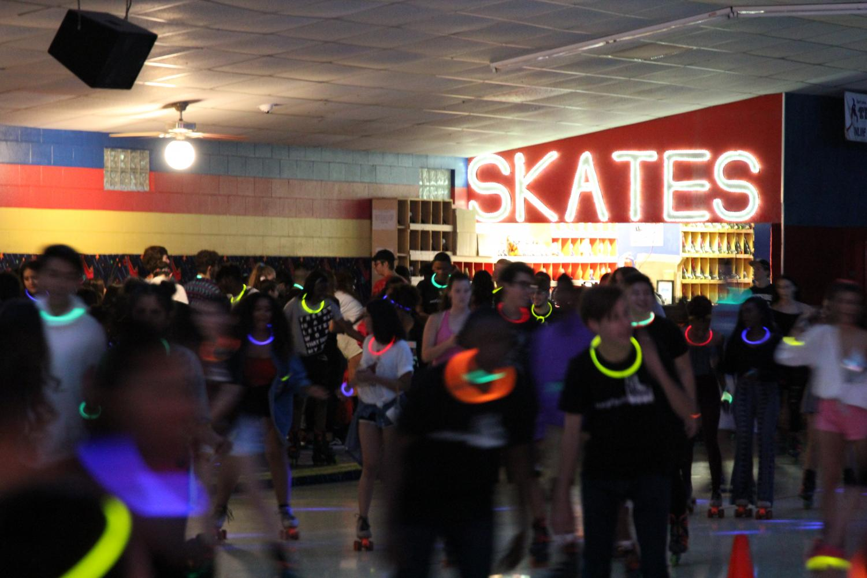 Senior Skate, 2017.