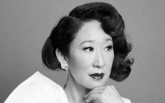 Golden Globes: Sandra Oh