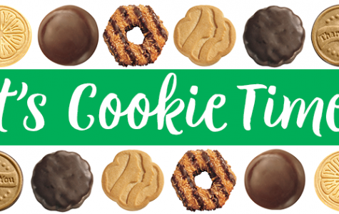 Girl Scout Cookie Season 2019