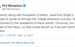 Phil Mickelson's Response To College Scandal Accusations