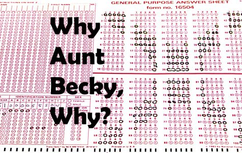 Why Aunt Becky, Why?