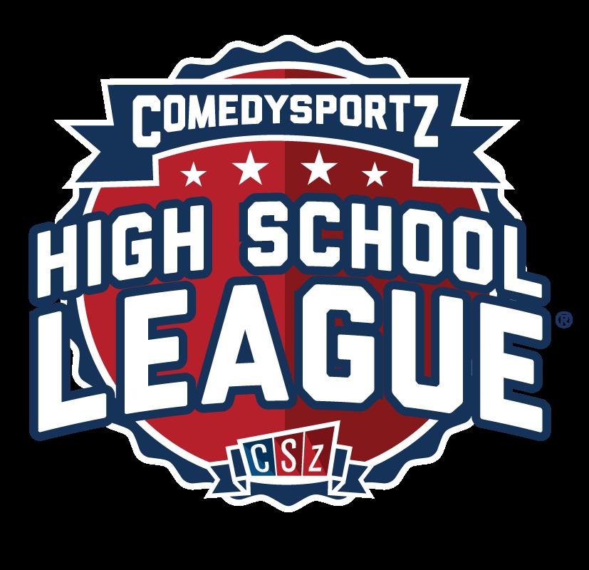 The+ComedySportz+Logo+for+High+School