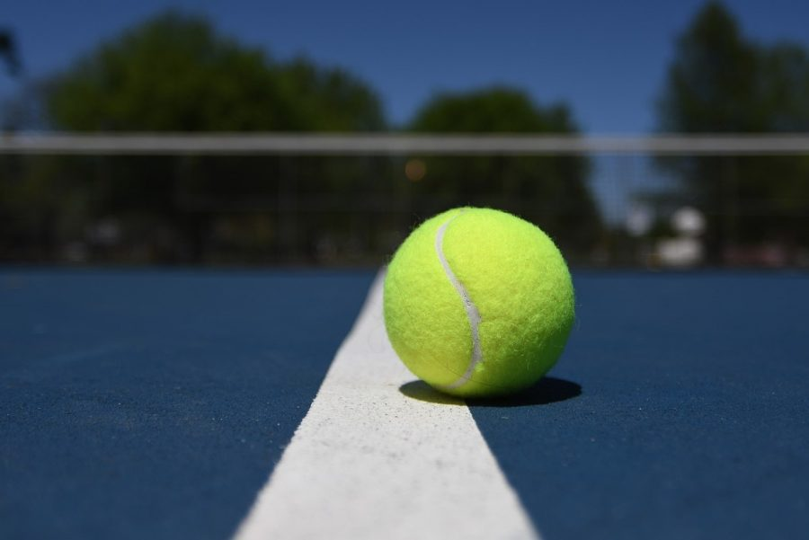 Keep Up The Racket!  (Tennis)