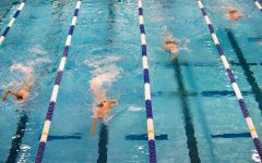 The Varsity Boy's Swimming Team Are Turning The Tides!