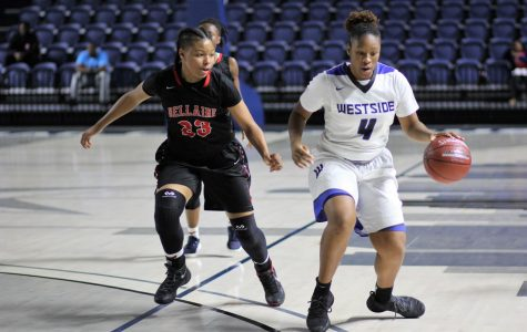 Lady Wolves begin quest for a 4- Peat