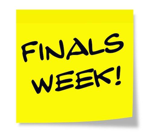 Westside's Final Exams Week!