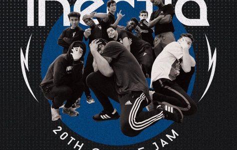 inertia dance team poster from the Inertia Dance Company twitter.