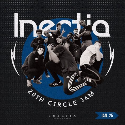 inertia dance team poster from the Inertia Dance Company twitter.