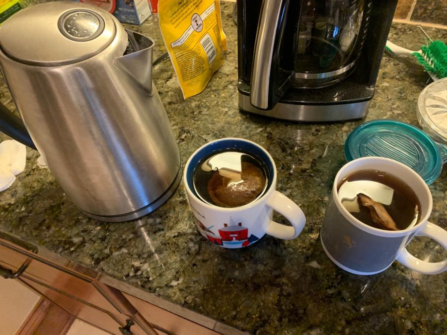 The differences of Teas